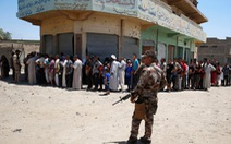 Quân đội Iraq kiểm soát 2/3 thành cổ Mosul