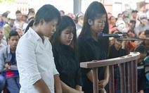 Phạt tù 3 cô gái đánh trẻ em, phát clip trực tiếp trên mạng