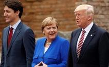 Uy tín nước Mỹ giảm mạnh dưới thời ông Trump