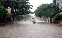 Một người mất tích, 4 người bị thương do mưa lũ