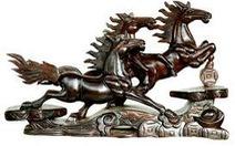 Một số lưu ý khi sử dụng biểu tượng ngựa phong thủy