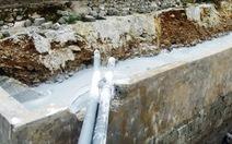Phạt doanh nghiệp xả nước bẩn ra môi trường 70 triệu