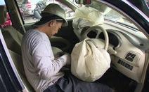 'Trùm' sản xuất túi khí ôtôTakata tuyên bố phá sản