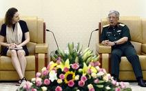 Thêm lực lượng Việt Nam tham gia gìn giữ hòa bình LHQ
