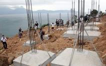 Chưa quyết việc làm kè bảo vệ dự án ở Sơn Trà