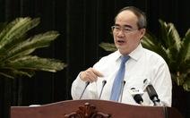 Bí thư Nguyễn Thiện Nhân: 'Rất đau khi xử lý kỷ luật Đảng viên'