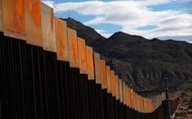 Tường biên giới giữa Mỹ và Mexico sẽ xây trong tháng 9