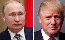 Khảo sát Pew: thế giới tin ông Putin hơn ông Trump