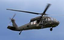 Mỹ chấp thuận bán trực thăng Black Hawk cho Thái Lan