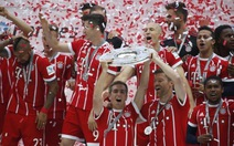 Điểm tin tối 29-6: B.M gặp Leverkusen trận mở màn Bundesliga 2017-2018