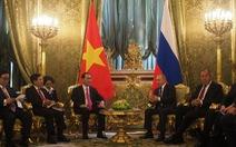 Thúc đẩy hợp tác Việt - Nga về năng lượng nguyên tử