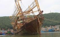 Thanh Hóa chỉ đạo làm rõ vụ tàu vỏ thép hư hỏng
