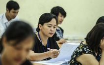 Hà Nội: Dự kiến công bố điểm thi vào ngày 6-7