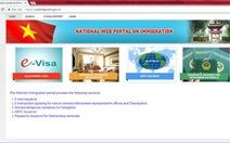 Mở hệ thống giao dịch điện tử cho người nước ngoài nhập cảnh
