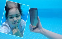 """Cùng Vlogger Trinh Phạm """"bắt sóng"""" trào lưu selfie, makeup dưới nước"""
