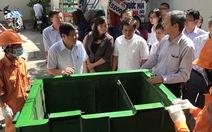 Mỗi quận, huyện chọn một phường, xã phân loại rác tại nguồn