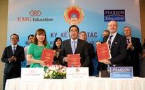 EMG Education khảo thí các chứng chỉ tiếng Anh của Pearson Educationtại VN
