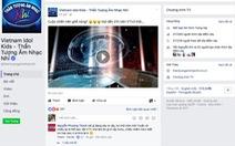 VTV phát nhầm tập chương trình Thần tượng âm nhạc nhí