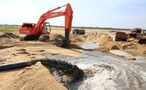 Phú Yên: hút cát, phá rừng bằng… cơ chế đặc thù