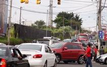 Nhiều nước Trung Mỹ mất điện đột ngột