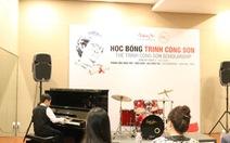 Xét duyệt học bổng Trịnh Công Sơn