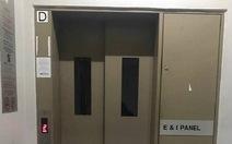 Hai cụ già bị kẹt 26 tiếng trong thang máy