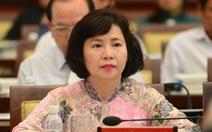 Xem xét kỷ luật Thứ trưởng Công thương Hồ Thị Kim Thoa