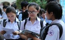 Sở GD-ĐT TP.HCM công bố điểm chuẩn vào lớp 10 công lập