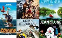 Loạt phim hoạt hình Pháp vui nhộn tháng 7