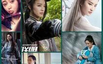 Dương Mịch, Lưu Diệc Phi, Thư Kỳ… chiếm rạp hè 2017