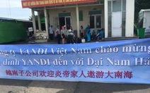Du khách Trung Quốc gọi biển Việt Nam là 'Đại Nam Hải'?
