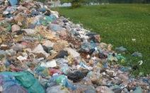 'Ô nhiễm trắng' do túi nilon gây ra cho môi trường