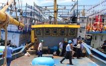Tàu thép nằm bờ: Xác minh 'cam kết ngầm' giữa nhà máy và chủ tàu