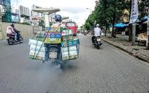 Hà Nội: Báo động đỏ ô nhiễm không khí