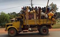 Tai nạn xe quá tải thiệt mạng một lúc 78 người