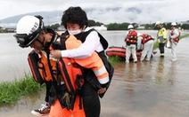 Nhật: tan hoang vì mưa lớn bất thường