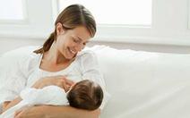 Những vấn đề thường gặp khi nuôi con bằng sữa mẹ
