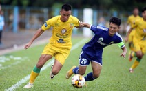 Sân Tam Kỳ tổ chức trận play-off mùa giải 2017