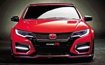 Honda Civic Type R mới: mạnh hơn, nhanh hơn, thoải mái hơn