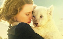 Cinema chủ nhật:The Zookeeper's wife - sức mạnh của lòng nhân từ