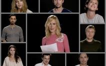 Phì cười xem Nicole Kidman, James Franco 'đọc' bài hát của Spice Girls
