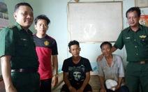 Cứu thành công 3 thuyền viên tàu hàng bị chìm ở Phú Quốc