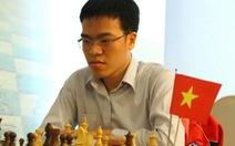 Quang Liêm cầm hòa trước kỳ thủ số 1 Trung Quốc