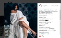Rihanna chọn thiết kế của Công Trí để chụp quảng cáo