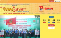 Mở tài khoản đăng ký thi trực tuyến Tự hào sử Việt 2017