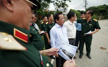 Còn mộ tập thể liệt sĩ trong sân bay Tân Sơn Nhất?