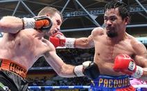 WBO xác nhận Horn thắng xứng đáng Pacquiao