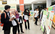 Khai mạc hội trại khoa học quốc tế cho thiếu niên