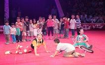 Xiếc, múa rối sẽ diễn ở nhà hát Trần Hữu Trang và nhà thiếu nhi TP