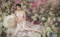 Huyền My hóa nàng thơ rực rỡ trong Summer Blossom